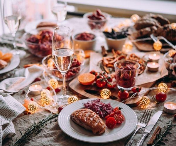 Weihnachtsfeier bei SEQUAFY
