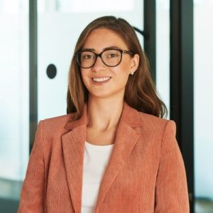 SEQUAFY HR Spezialistin Sonja Burtscheidt