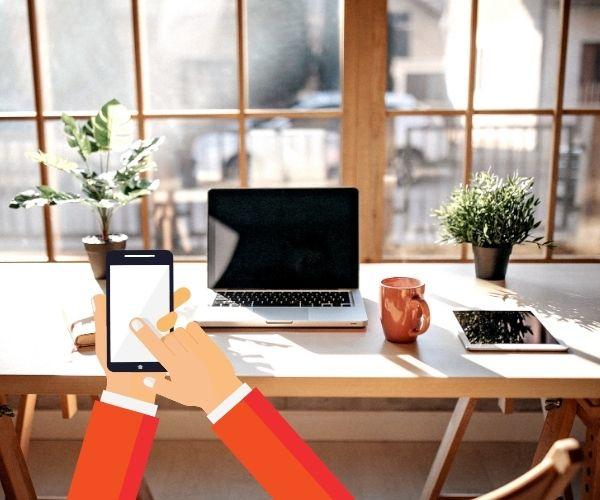 Hauptsicherheitslücke im Home Office sind die Endgeräte